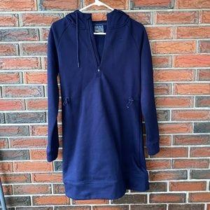 NWOT Gymshark hooded tunic